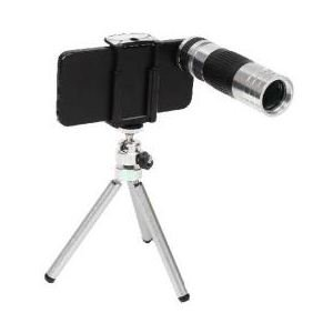 Thanko Magnifier and macro lens kit for iPhone5 ZORE16MR