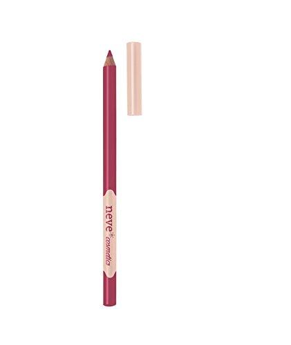 Pastello Labbra Mandragora Neve Cosmetics color rosa carne scuro ed intenso matita labbra