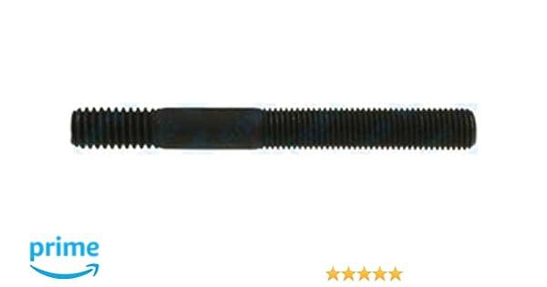 Hard-to-Find Fastener 014973217129 Automotive Studs 5//16-18 x 5//16-24 x 2-Inch