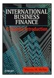 International Business Finance: A Concise Introduction