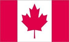 All Star Flags 3x5' Canada Nylon Flag - All Weather, Durable
