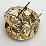 Brass Compass 5
