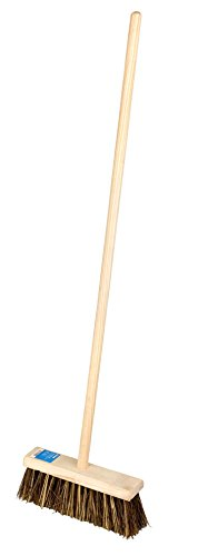 Elliott Sweeping Broom with Natural Long Bassine and Cane Fibres George East 10F80909