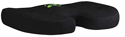 Seat Cushion for Office Chair,Wheelchair,Car Seat-Coccyx Cushion,100% Pure Memory Foam Seat Cushion...