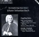- Johann Sebastian Bach: The Complete Organ Music, Vol. 3