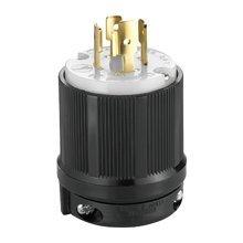 Cooper Locking Plug Turn Hart-Lock NEMA L18-20 L18-20P 20A 120/208V 3? CWL1820P