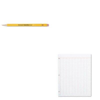 KITPAP3030131TOP3619 - Value Kit - Tops Data Pad w/Numbered Column Headings (TOP3619) and Paper Mate Sharpwriter Mechanical Pencil (PAP3030131)