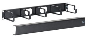 Cable Management Metal Interbay Panel With Cover - 1 Rms-2pack by ICC