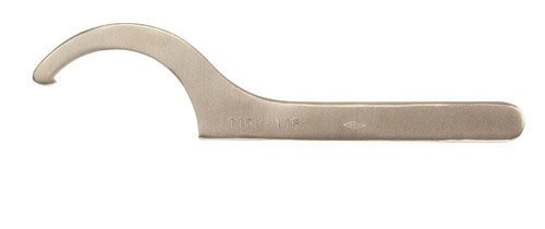 Ampco Safety Tools 7412 Fixed Spanner Wrench, Non-Sparking, Non-Magnetic, Corrosion Resistant, 45-50 mm