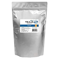 Teaja Organic Loose-Leaf Tea, Booya, 8 Oz Bag