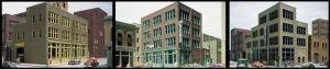 Ho Dpm Scale Building - DESIGN PRESERVATION MODELS HO KIT DPM Victorian Storefront Building