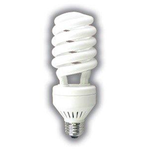 3 WAY CFL COMPACT FLUORESCENT LIGHT BULB 13/20/25 WATTS 27K WARM ...