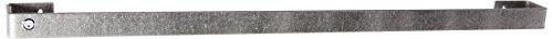 Enclume Premier 36-Inch Utensil Bar Wall Pot Rack, Hammered Steel ()