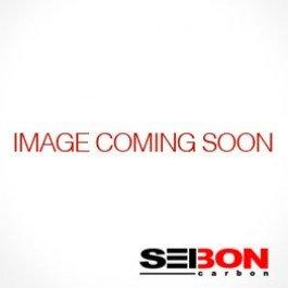 Seibon VR-Style Carbon Fiber Front Lip for 2009-2011 BMW E90 4DR M-Sport ()