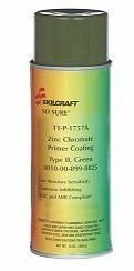 (So-Sure - Zinc Chromate Metal Primer, Green, 12oz | 0084348)