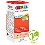 Pediakid Iron + Vitamin B Complex. All New Formula of Liquid