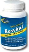 North American Herb and Spice, Resvital Capsules, 90-Count Review