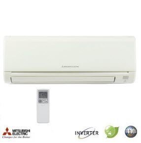 Mitsubishi Wall Mounted Split Zone Heat Pump -9,000BTU/H MSZ-GE09NA - Indoor Unit (Mitsubishi Ductless Ac Units compare prices)