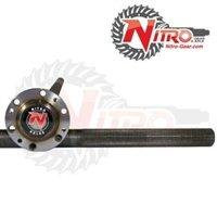 Nitro AXTFF-FJ40 Silver 9.5