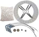 Standard Turn Plate Repair Kit by Technicians Resource