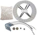 Standard Turn Plate Repair Kit by Technicians Resource (Image #1)