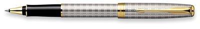 Parker Sonnet Chiseled Tartan GT Rollerball Pen - 49779