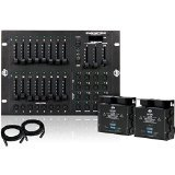 American Dj Stage Pak 1 Conventional Lighting Dimmer Control System ()