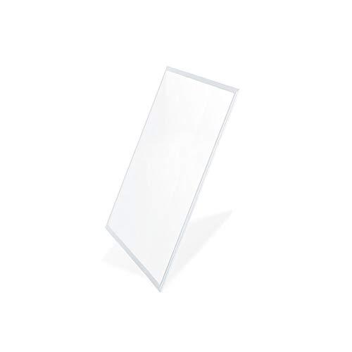24w De Precioluz 30x60 120lmw Marco Lámpara Mejor Neutro Blanco Panel Led Techo Leduni QoexWrCdB