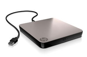 HP external USB DVD Drive DVDRW DVD-ROM VV827AA#ABB for sale  Delivered anywhere in USA