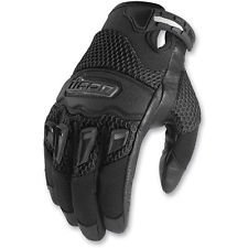 Shift Mesh/Leather Carbon Fiber Women's Racing Gloves Small