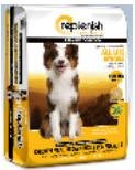 Replenish Dry Dog Food, Chicken Recipe, 28-Pound Bag