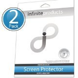 Infinite Products PhotonShield Screen Protector Film for LG G-Slate - 2 Pack (LGGS-SP-2AG)