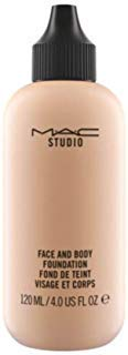 MAC Face/Body Foundation C1 (Best Face And Body Foundation)