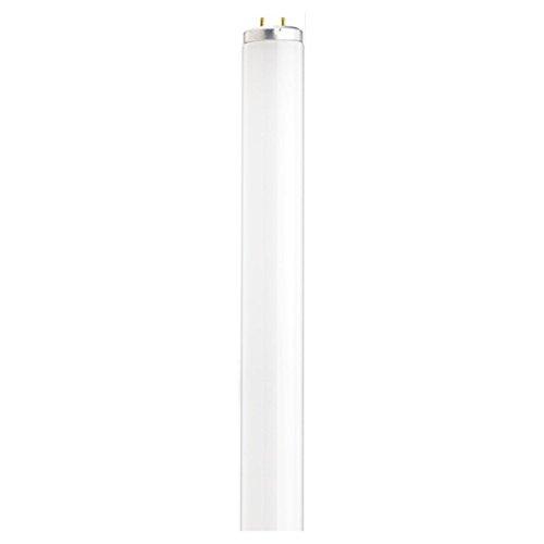 Satco 22 Watt Linear Fluorescent T12 Med Bi Pin Black Light Bulb - F15T12/350BL/500/PH model number S6874-SAT