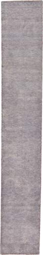 Unique Loom 3127368 Area Rug, 2 7 x 16 5 Runner, Gray