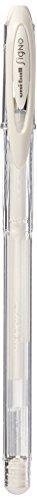 (Uni Gel Ballpoint Pen Uni-Ball Signo Angelic Color AC White (UM120AC.1))