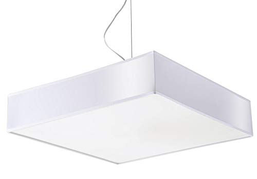 sollux Lighting Horus 45 - Lámpara de techo, PVC, color ...