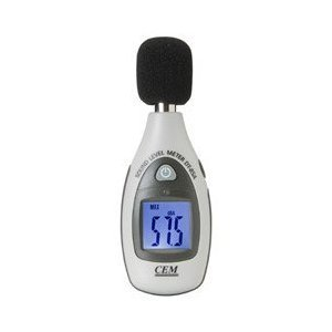 Mini Digital Sound Level Meter by Parts Express