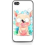 Iphone 4 4s Cartoon Cell Cover Cute Pink Pig Comic Accel World Phone Case Cover for Iphone 4 4s
