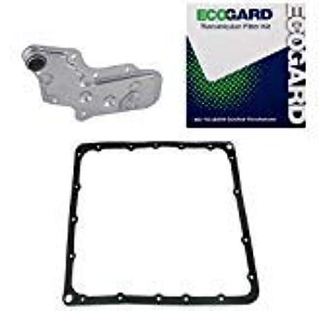 ECOGARD XT1230 Transmission Filter Kit for 2000-2010 Nissan Frontier 1989-1998 240SX 2000-2008 Xterra 1990-2000 Pathfinder 1995-1997 Pickup 1990-1996 300ZX 1990-1994 D21