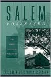 Salem Possessed: The Social Origins of Witchcraft by Paul Boyer, Stephen Nissenbaum