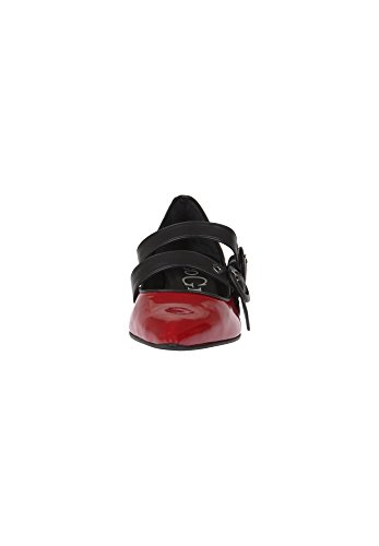Paco Gil Damen Pumps Adele/Chef Aus Lackleder Rot