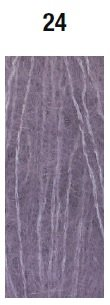 Austermann Kid Silk Mohair Knitting Wool - Lilac 24 - Kid Mohair Wool