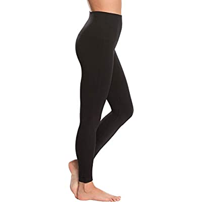 SPANX Women's Look at Me Now Seamless Compression Leggings at Women's Clothing store