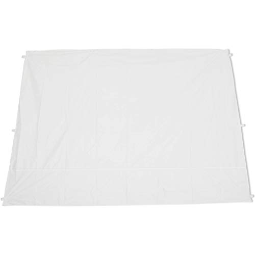 Sunnydaze Canopy Tent Sidewall Kit for Slant Leg Canopies - Includes One 8 Foot Shade Side Wall, Canopy Sold Separately