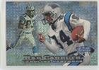 Rae Carruth #/2,000 (Football Card) 1998 Flair Showcase - [Base] - Row - Showcase 1998 Flair