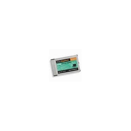3COM - 3Com 3CCFEM656B 10/100 LAN+56K Modem PC Card with dongle cables - 3CCFEM656B ()