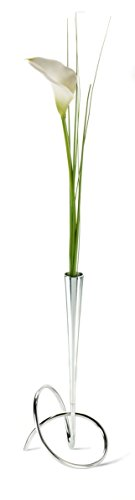 Black+Blum Flower Loop (Black Wire Vase)