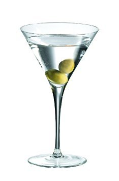 - Stemware Distiller 8 oz. Martini Glass (Set of 4)