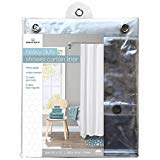 American Dream Home Goods Curtain AD388-CL Shower Liner, Clear